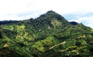 Alto del Chuzo, Santa Rosa de Cabal