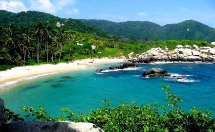 Santa Marta, Aventura de ruta