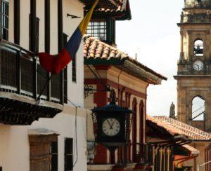 Bogotá tour La Candelaria
