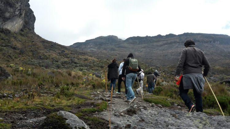 tour Nevado Santa Isabel
