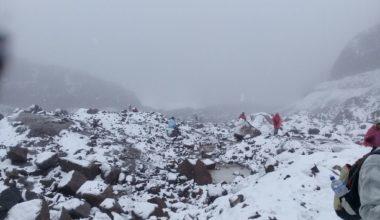 Climate Snowy Santa Isabel