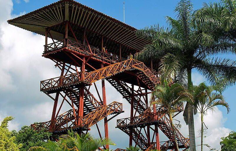 Parque del Café de Montenegro Eje Cafetero Colombia