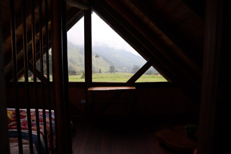 Romantic Cabin Cocora Valley Coffee Belt Colombia