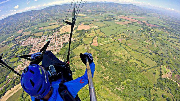 Paragliding Apia