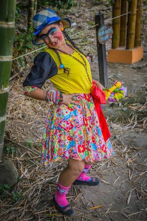 Cultura Eje Cafetero - Parque Los Arrieros - Quimbaya Quindio