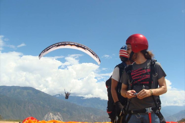 Chicamocha Park - Paragliding - Chicamocha Tourist Plan - Colombia Travel - ColombiaTours.Travel - Bucaramanga (11)