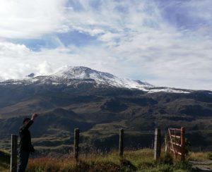 Nevado del Ruíz - Parque Nacional Natural los Nevados - Colombia - Alta Montaña - Planes Turísticos - Paisaje