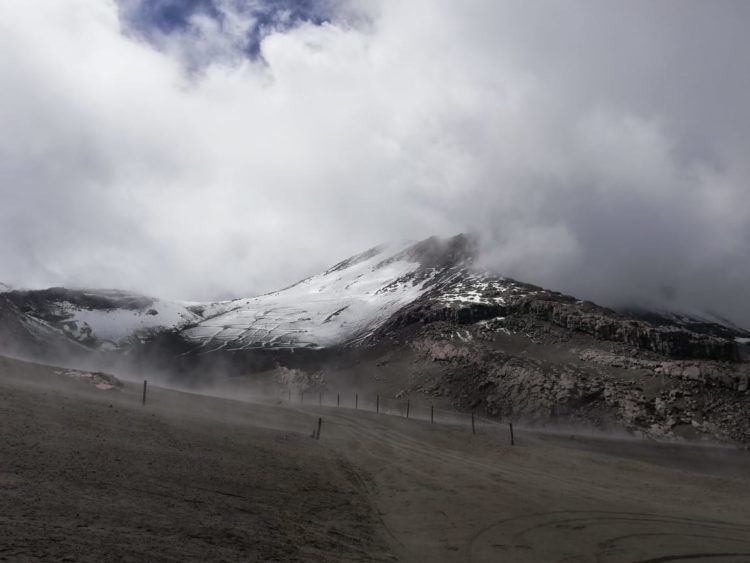 Nevado del Ruíz - Los Nevados National Natural Park - Colombia - High Mountain - Tourist Plans
