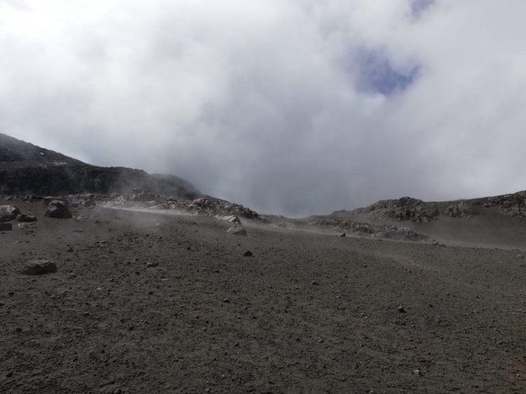 Nevado del Ruíz - Los Nevados National Natural Park - Colombia - High Mountain - Tourist Plans - Valley of the Tombs