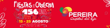 Harvest festivals Pereira Risaralda Colombia Coffee Region 2019