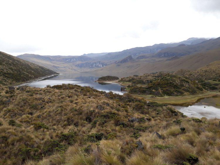 Parque Nacional Natural de los Nevados - Eje Cafetero - Colombia - Alta Montaña - Plan Turistico