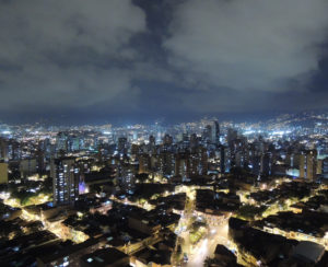 Medellin night tour