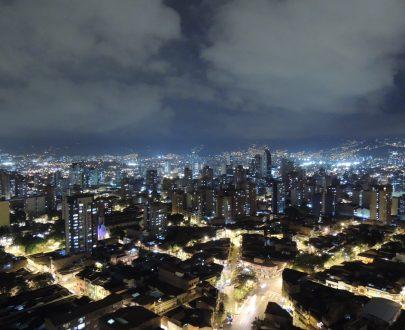Tour nocturno en Medellín