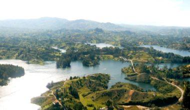 Guatapé-Antioquia Reservoir