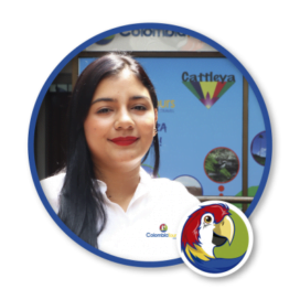 Maria Fernanda Morales - Travel Agent - Local Travel Agent - Colombia - Tourism and Vacation Plans