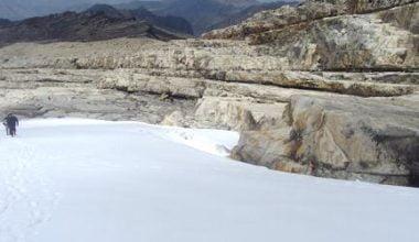 Nevado del Cocuy Parque nacional sierra nevada del cocuy
