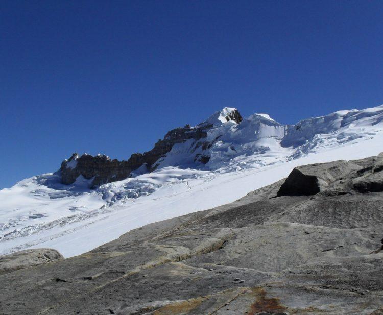 Parque nacional sierra nevada del cocuy