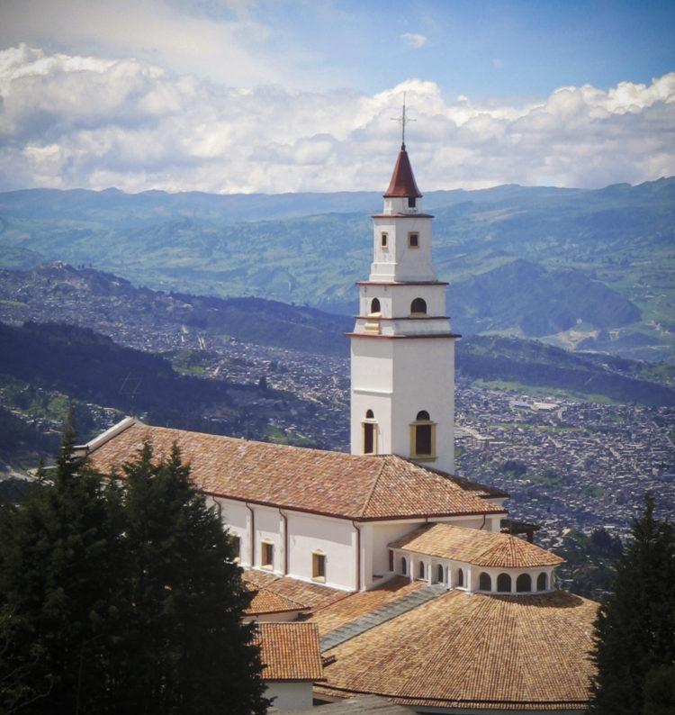 City Tour Bogotá-Santuario de monserrate