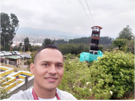 Juan Diego Rincón - Travel Agent - Colombia Travel - ColombiaTours.Travel