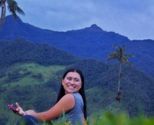 Enjoying Cocora Valley