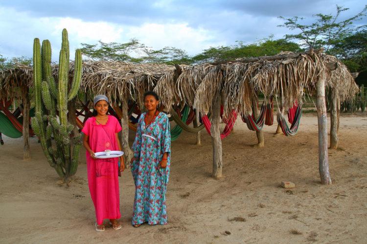 Rancherías la guajira