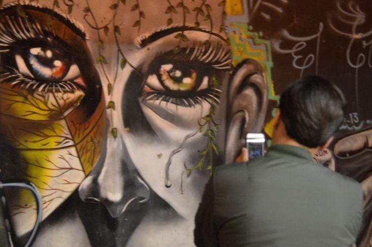 Tour Grafiti Tour del Graffiti Comuna 13 Medellin Colombia Viajes