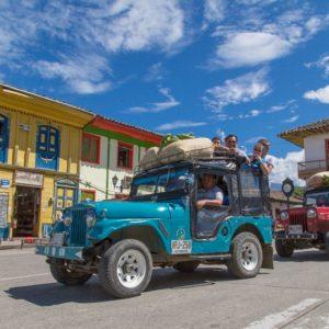 Guía Turística Eje Cafetero - Guía de Viajes Colombia - Paisaje Cultural Cafetero