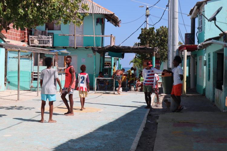 Bolivar Islet - Juangado Children