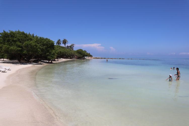 Isla Múcura Playa