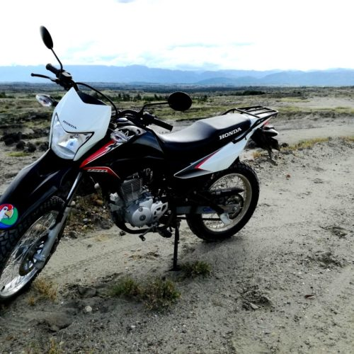 Traveling by Motorcycle to the Tatacoa Desert - Colombia Travel - Travesia