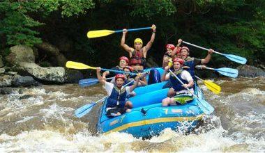 Deportes Extremos en San Gil-río Fonce