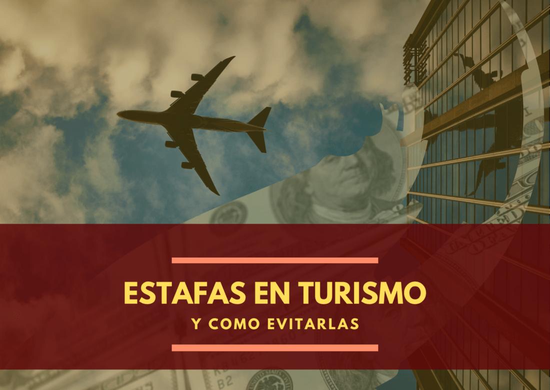 Estafas en turismo
