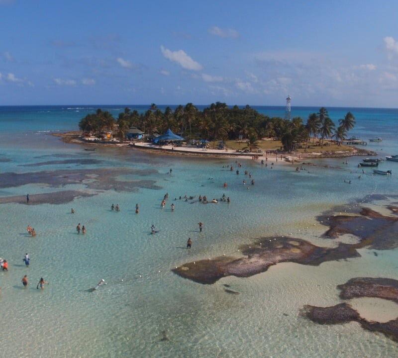Cayo Hans Cay
