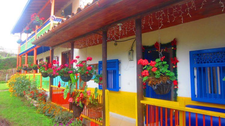 Fincas Tradicionales-Jardín