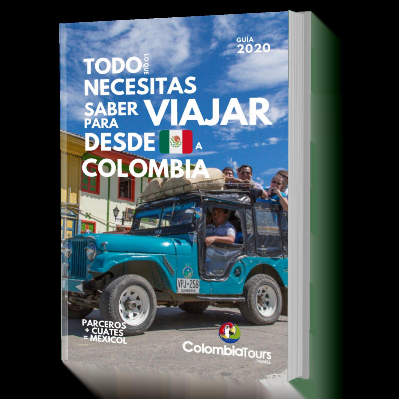 Viajar a Colombia desde México