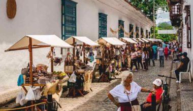 Centro Turístico-Santa Fé de Antioquia