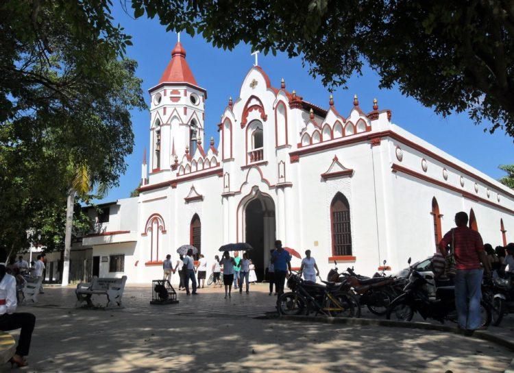 Aracataca Square home of Gabriel García Márquez