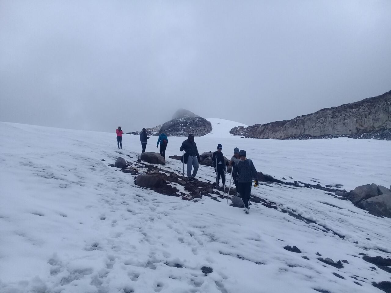 Nevado Santa Isabel - Los Nevados National Natural Park - Colombia - Trekking - Alta Montaña -  twitcher
