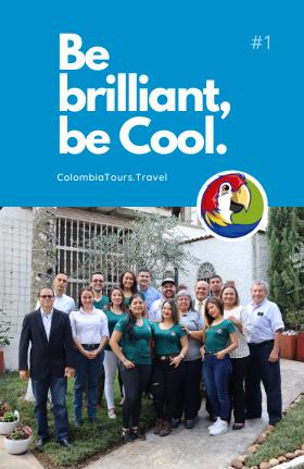 Equipo de trabajo ColombiaTours.Travel - Travel Planners - Turismo y Tecnología
